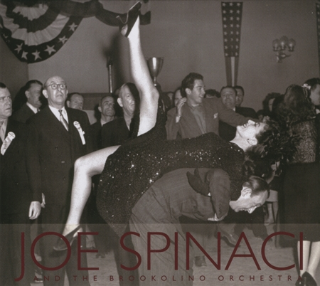 Joe Spinaci & The Brookoolino Orchestra - Where´s the Money - CD