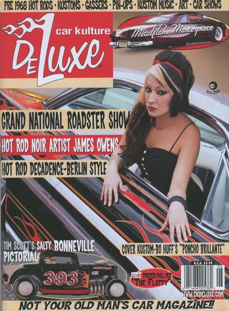 Car Kulture Deluxe Magazine Issue 28