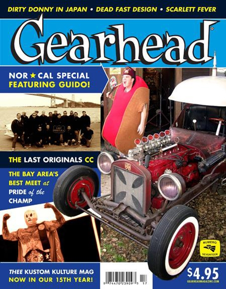 Gearhead Magazine Issue #17
