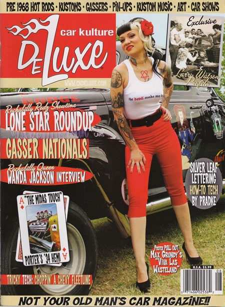 Car Kulture Deluxe Magazine Issue 29