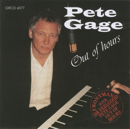 Pete Gage - Out Of Hours