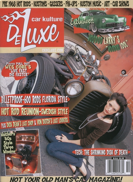 Car Kulture DeLuxe Magazine issue 30