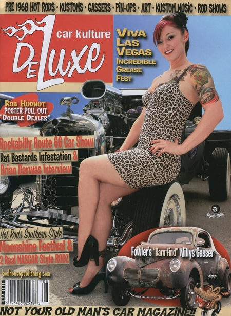 Car Kulture Deluxe Magazine Issue 35