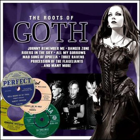 Various - The Roots Of Goth - CDx2