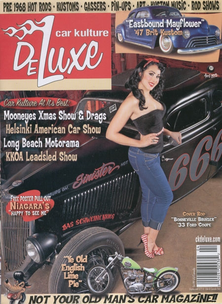 Car Kulture Deluxe Magazine Issue 51