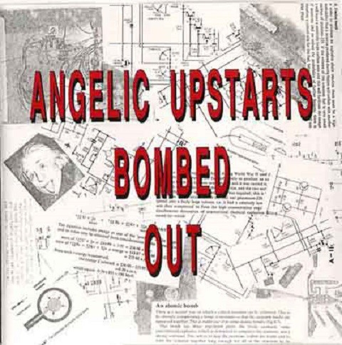 Angelic Upstarts - Bombed Out - LP