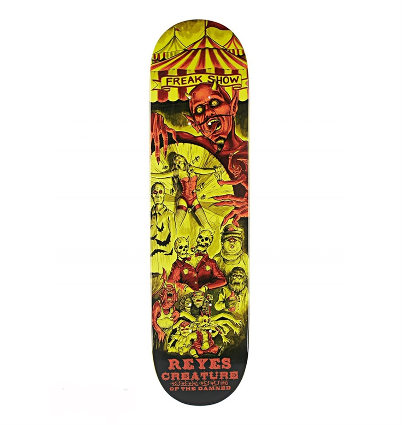Creature---Reyes-Circus-of-the-Damned-deck-1