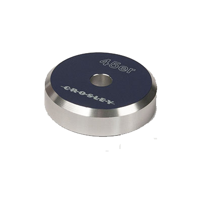 Crosley - 45 RPM Adapter - Blue