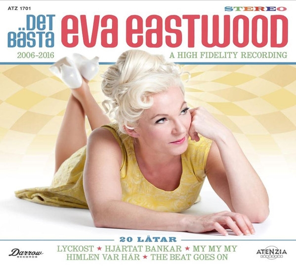 Eva Eastwood - Det bästa 2006-2016 - CD
