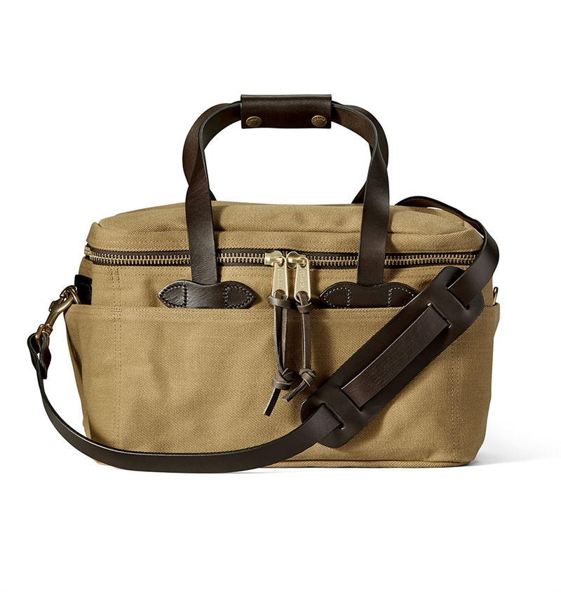 Filson - Rugged Twill Compartment Bag - Tan