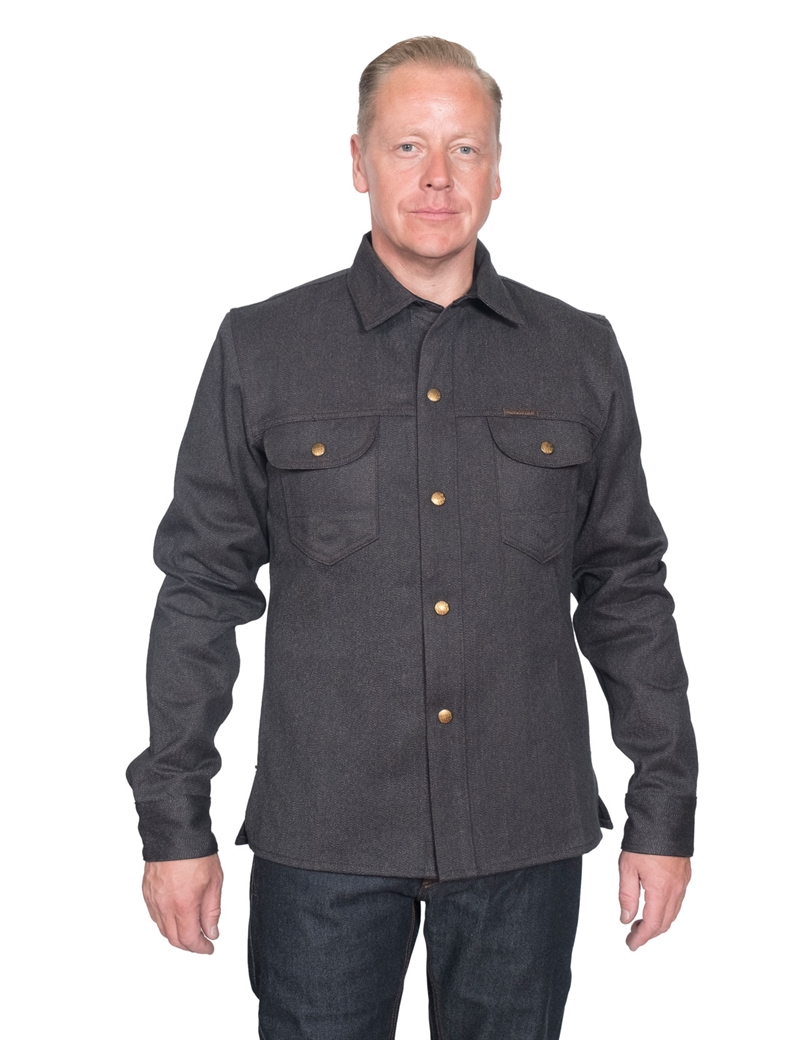 Indigofera - Copeland Over Shirt - Cork Twill