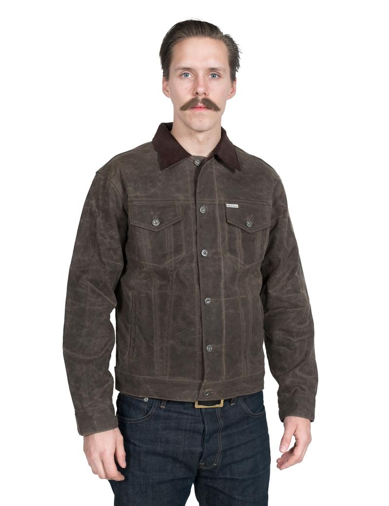 Iron Amp Resin Rambler Jacket Oak Brown