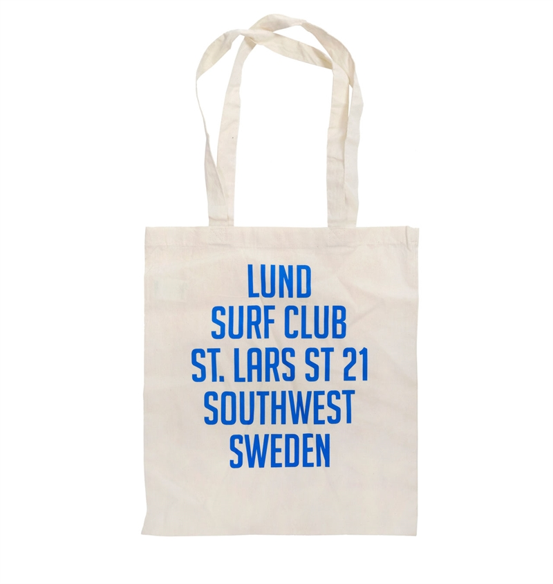 LSC - Full Adress Tote Bag - Off White