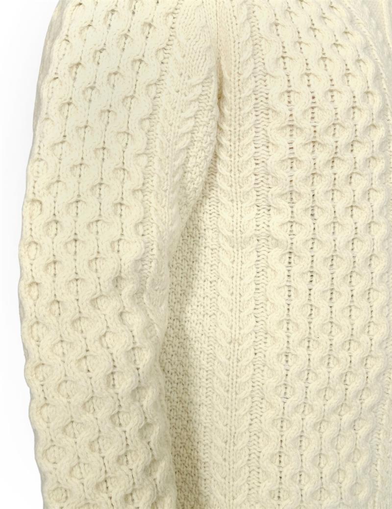 Levis Vintage Clothing Aran Sweater Creme Brulee | Sverige