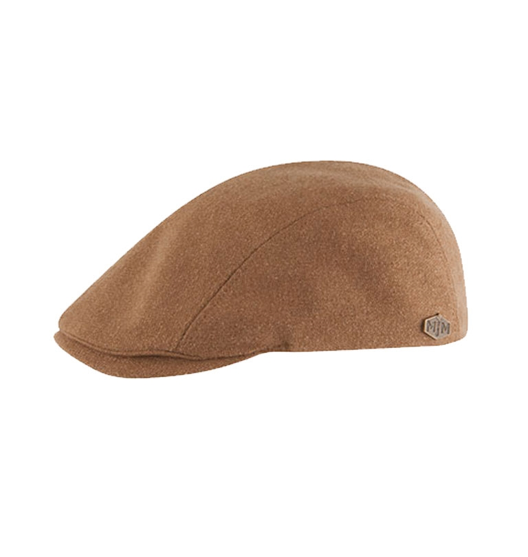 MJM Hats - Daffy 3 100% Camel Ecologic - Beige