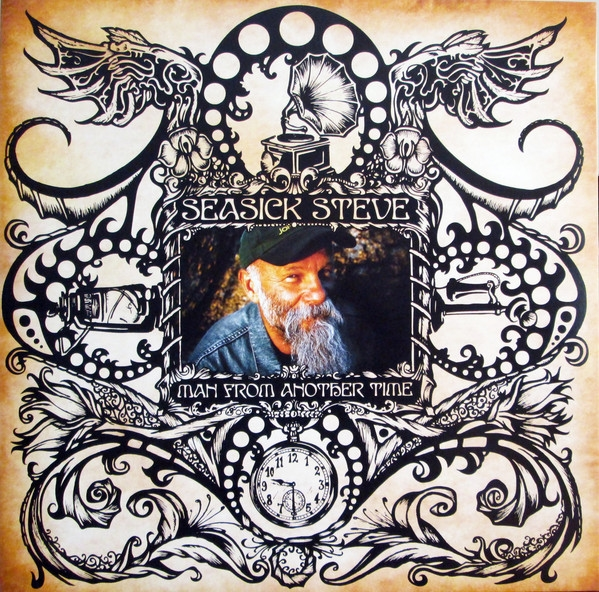 Seasick Steve - Man From Another Time - LP