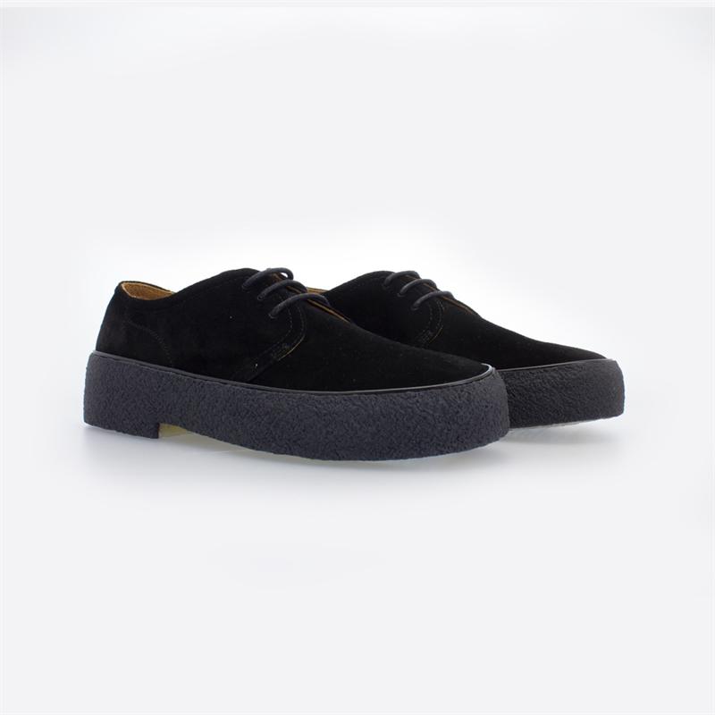 Playboy Original Classic Shoe Black Suede