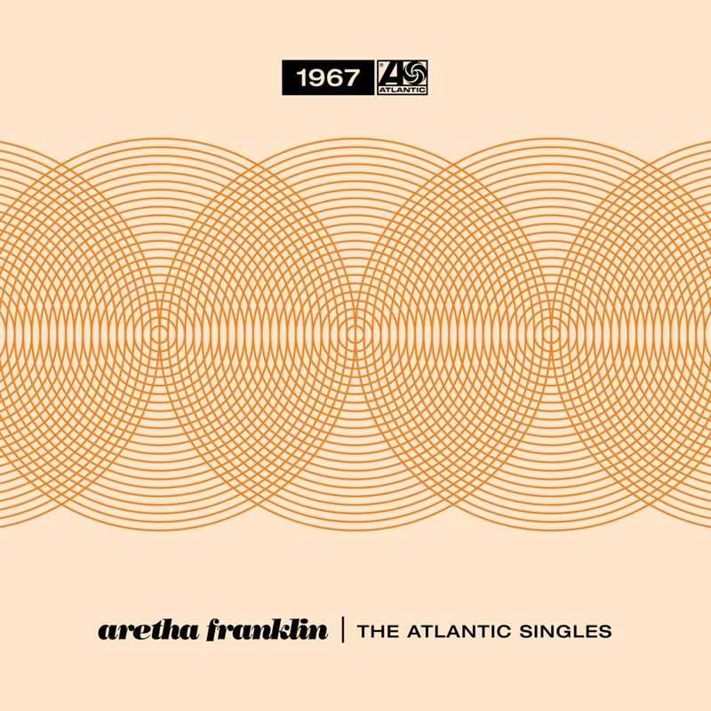 Aretha Franklin - The Atlantic Singles 1967 (RSD 2019) - 7´ Vinyl Box Set