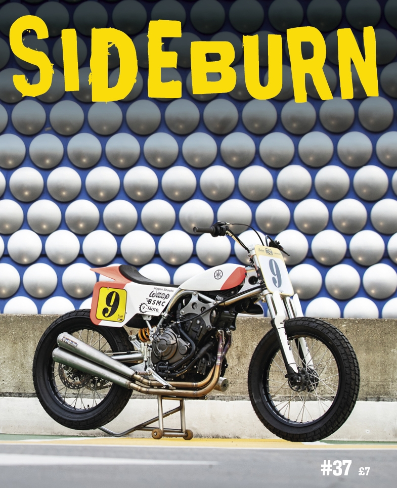 Sideburn Magazine Issue 37