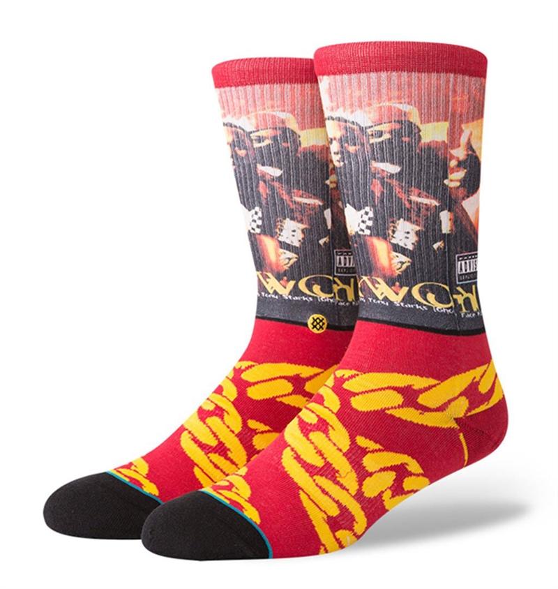 Stance Raekwon Cuban Linx Socks