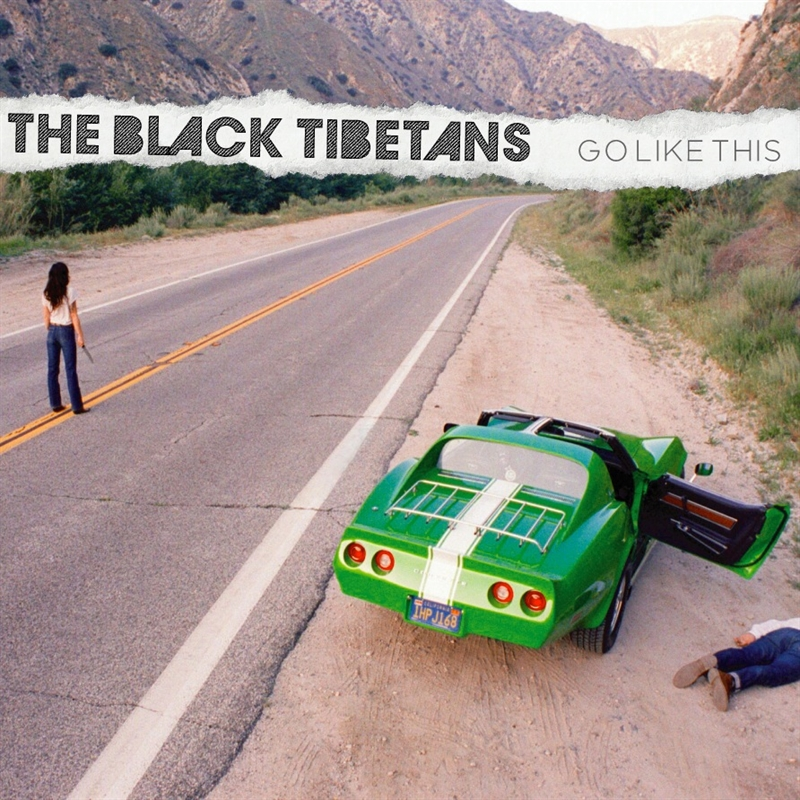 Black Tibetans - Go Like This 12´ + Download