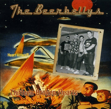 Beerbellys - Thirteen Broken Hearts - CD