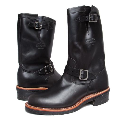 Chippewa Original Collection Men 180 S 11 180 Engineer Boot Black