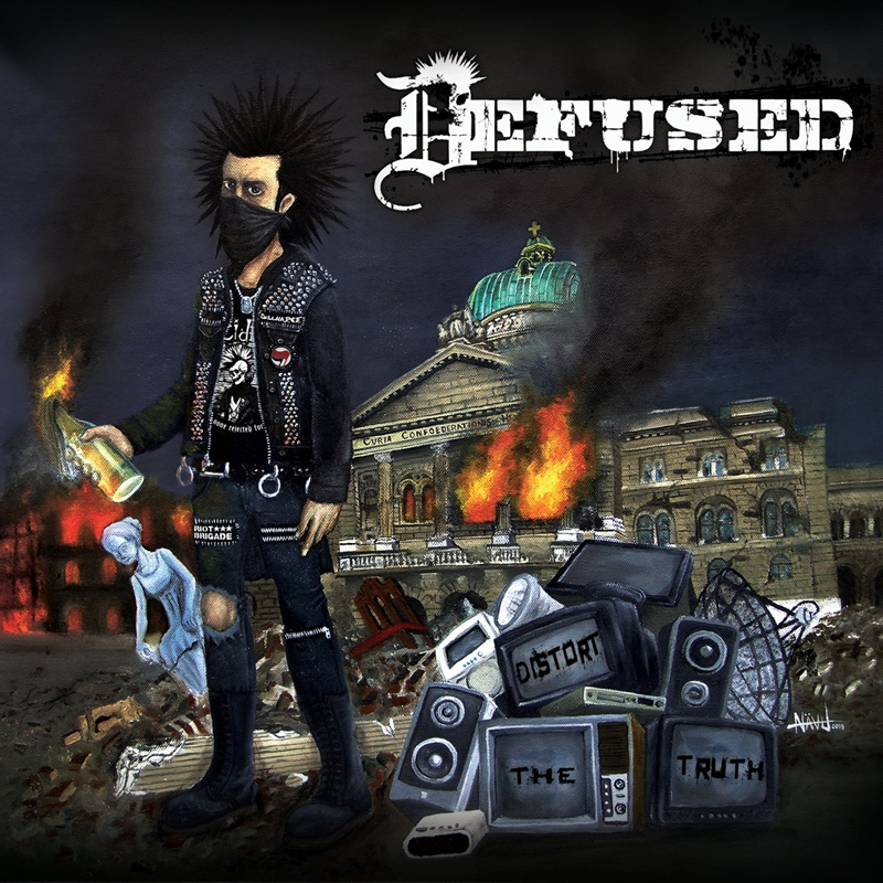 defused-distort-the-truth-LP