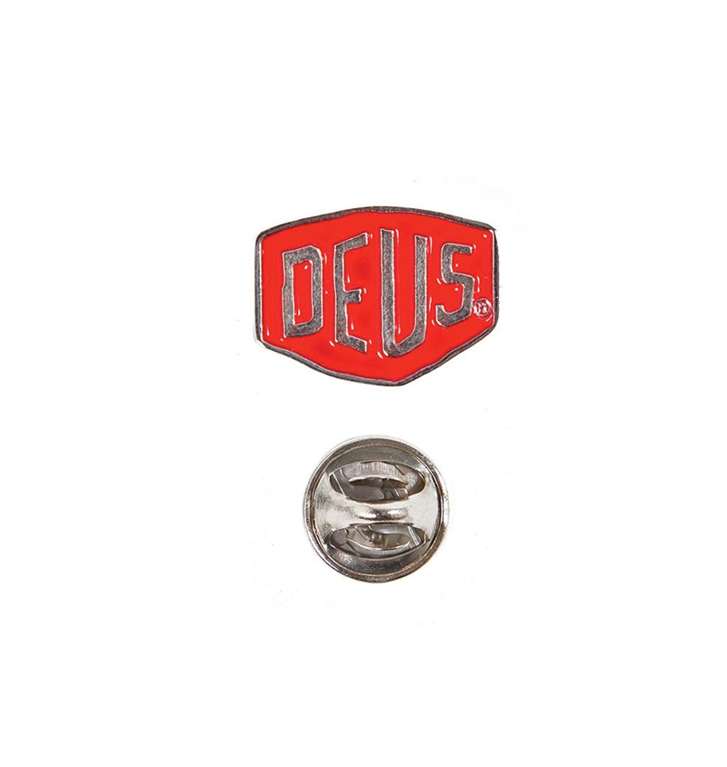 DEUS - shield pin red