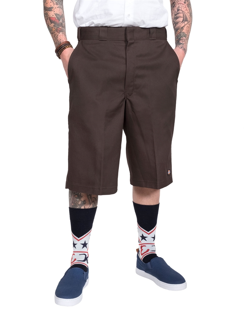 Dickies - 13´ Multi-Use Pocket Work Short - Dark Brown