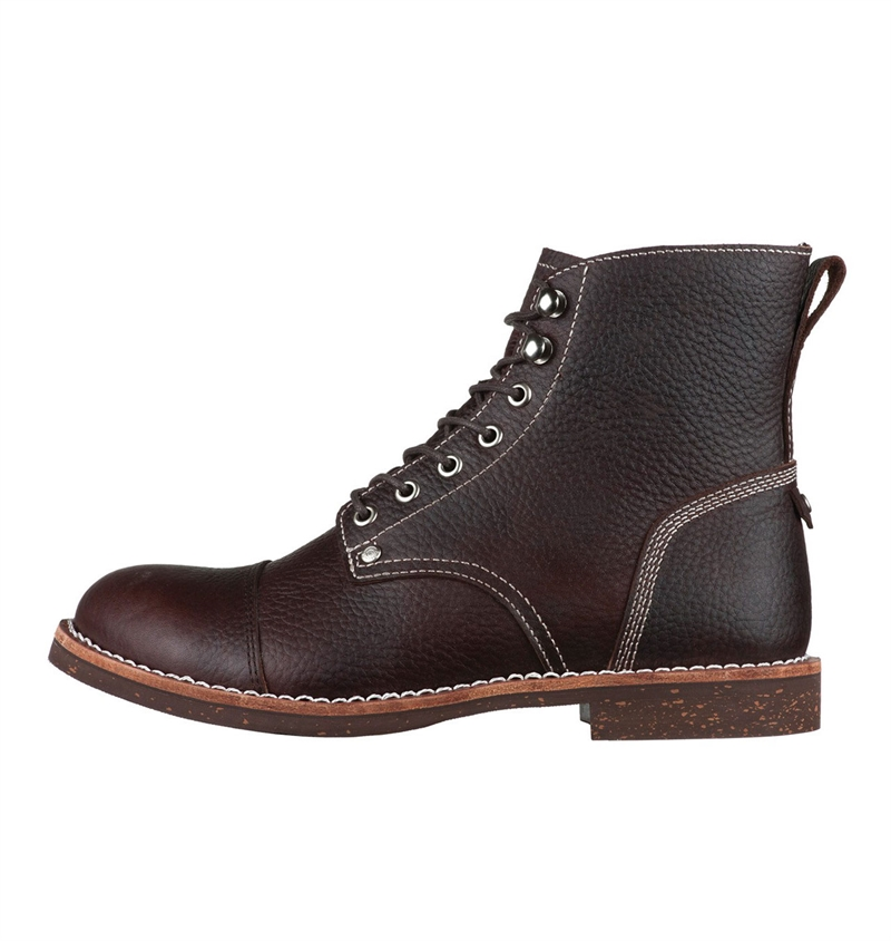Dickies - Knoxville Boot - Dark Brown