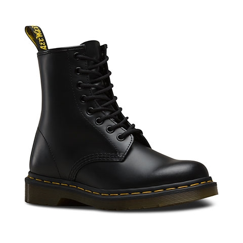Dr Martens - 1460 8-Eyeboot - Black Smooth