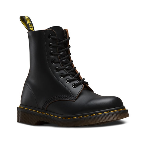 Dr Martens - 1460 Vintage Made In England - Black Quilon