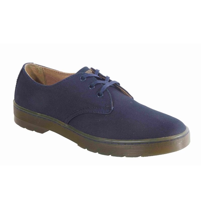 Dr Martens - Delray Twill Canvas - Navy