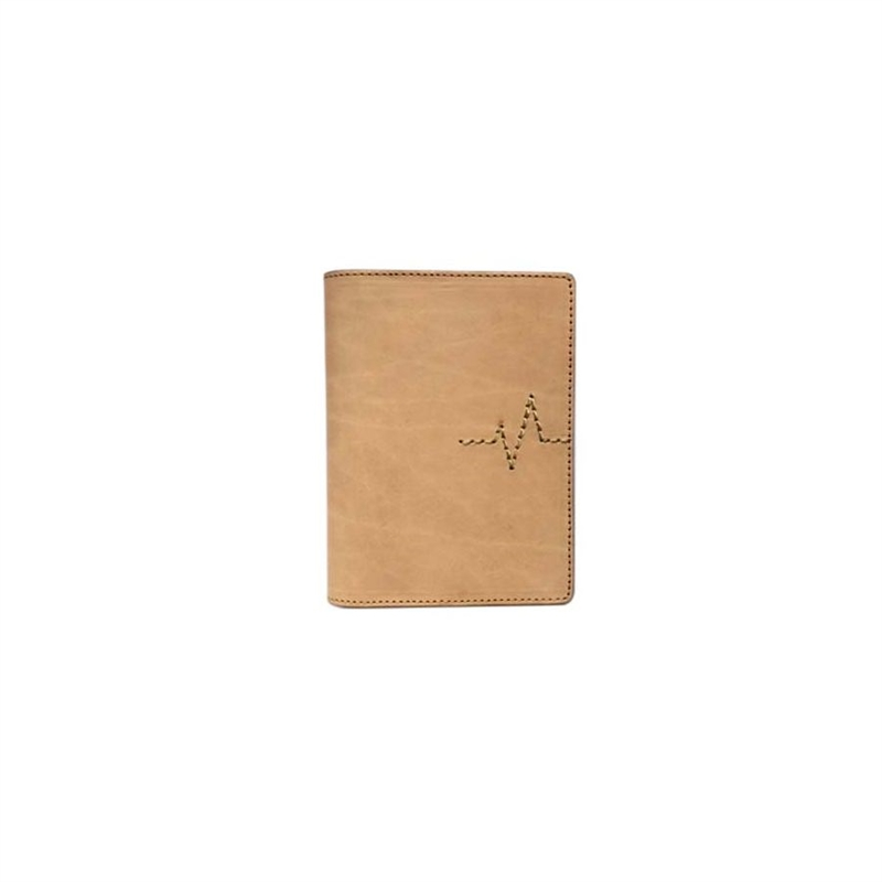 Flying Zacchinis - Bohr Passport Case - Natural