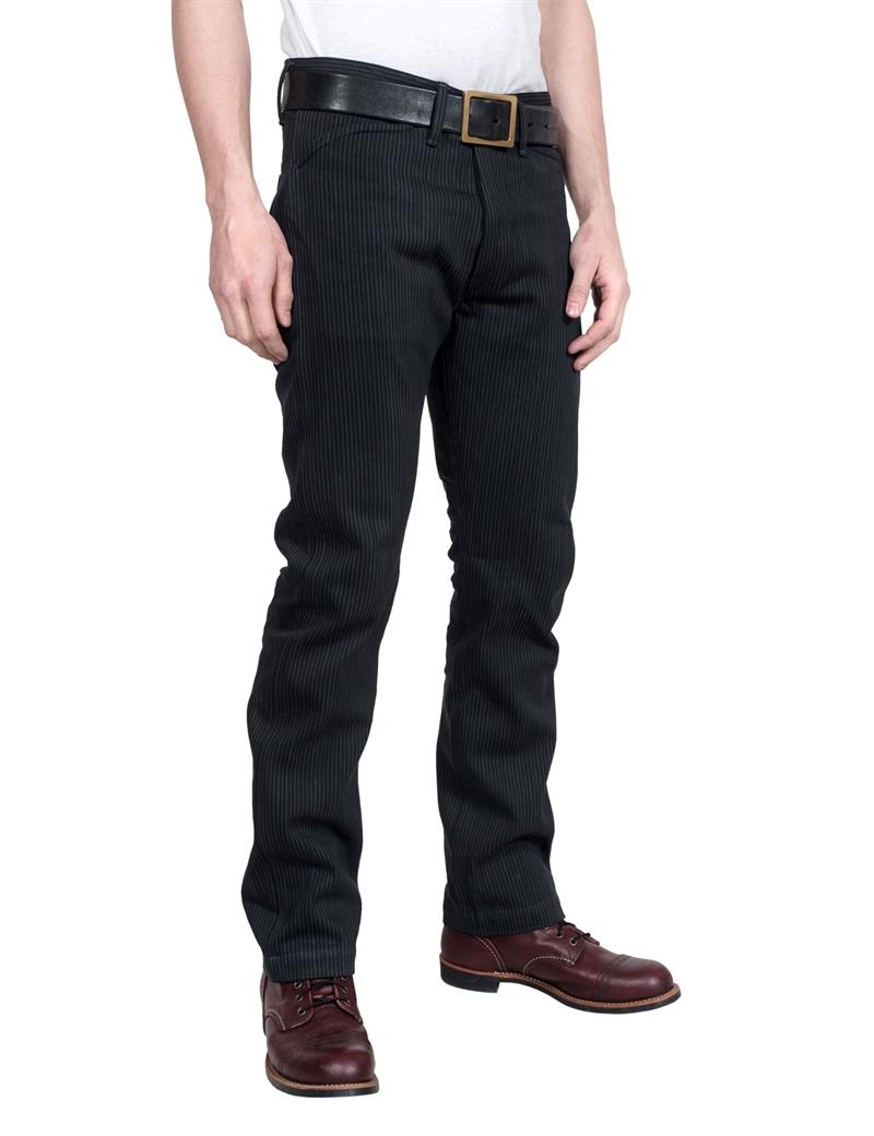 indigofera swearengen pants hickory stripe grey black sto 2f564573066eb