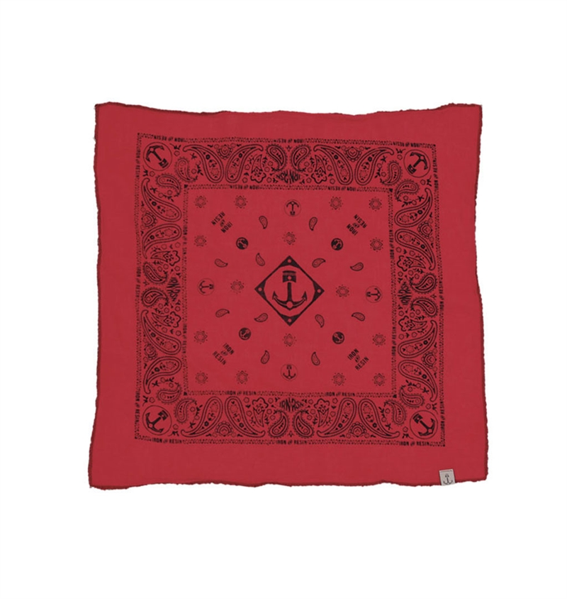 Iron & Resin - OG2 Bandana - Red