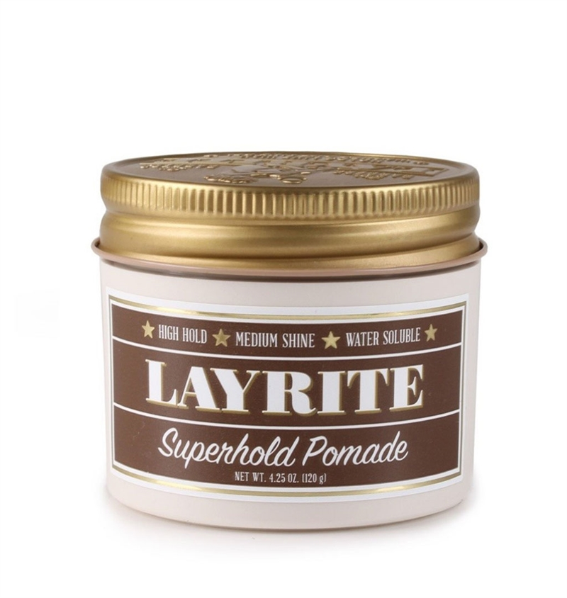 Layrite - Superhold Pomade - 4,25 oz