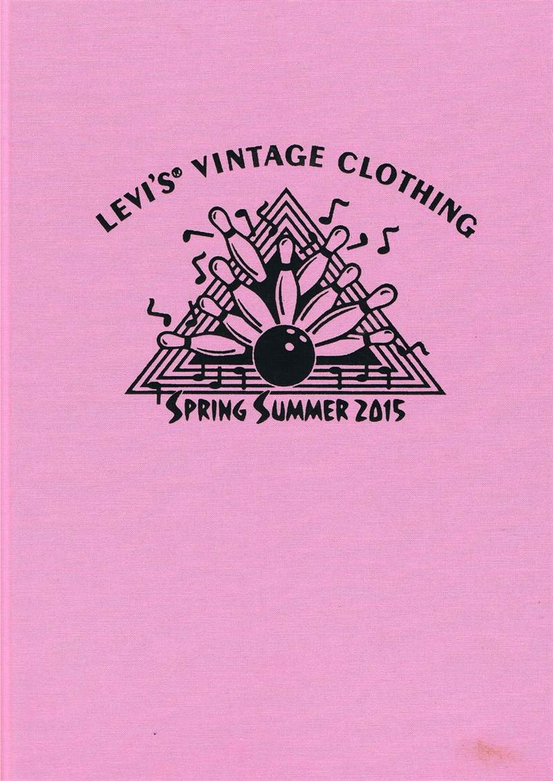 Levi´s Vintage Clothing - Lookbook 2015 Spring/Summer ´Bowl-O-Rama´