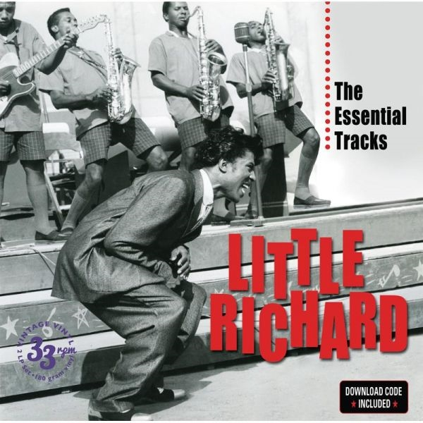 little-richard-essential-lp