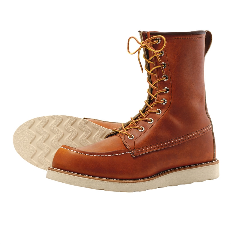 0572d7e2172 Red Wing Shoes 877 8´´ Classic Moc Toe - Oro Legacy