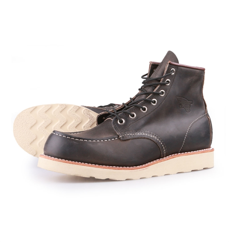 Red Wing Shoes Style no 8890 6´´ Classic Moc Toe - Charcoal
