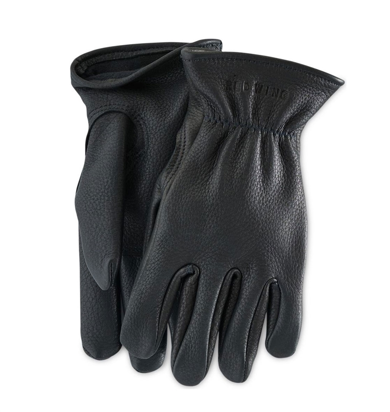 red-wing-black-Buckskin-Leather---Lined-Glove