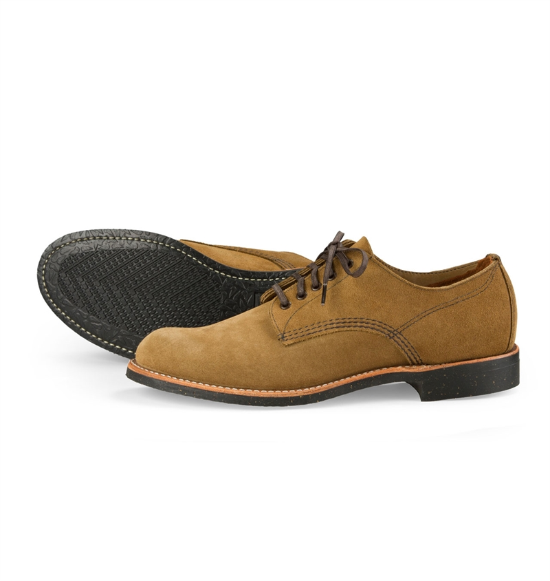 Red Wing Shoes 8043 Merchant Oxford - Olive Mohave