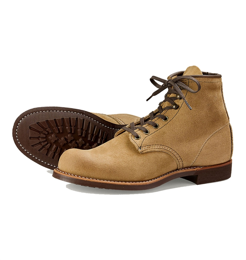 Red Wing Shoes No. 3344 Blacksmith - Hawthorne Muleskinner