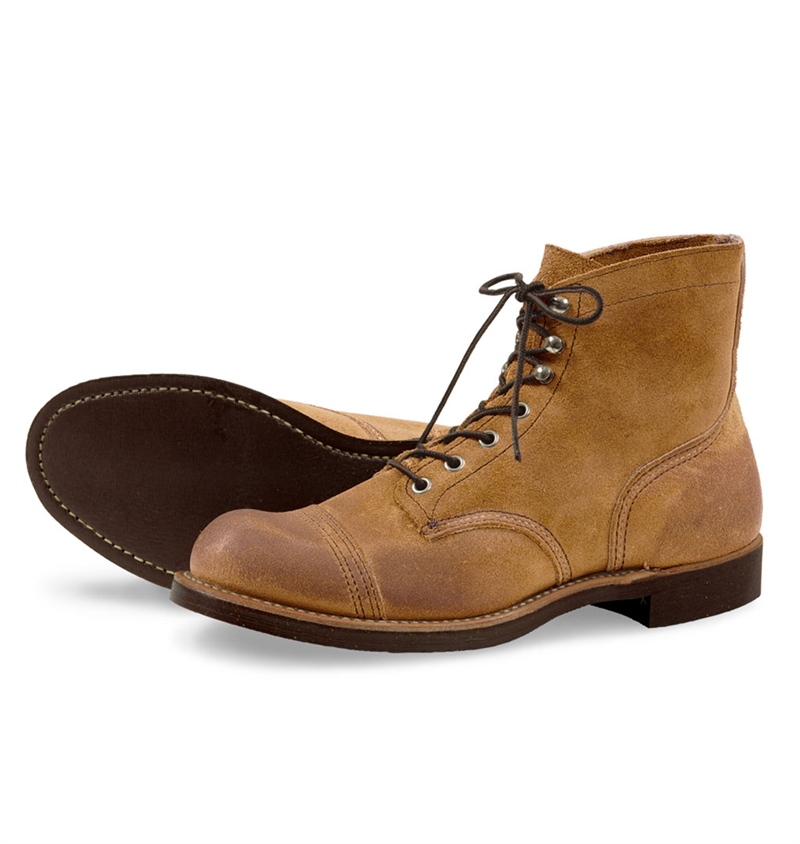 Red Wing Skor Nr 8113 Iron Ranger - Hawthorne
