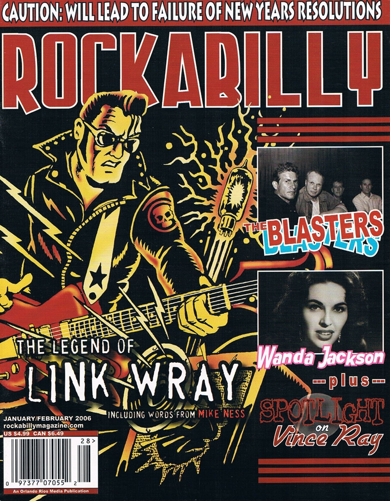 Rockabilly Magazine #28
