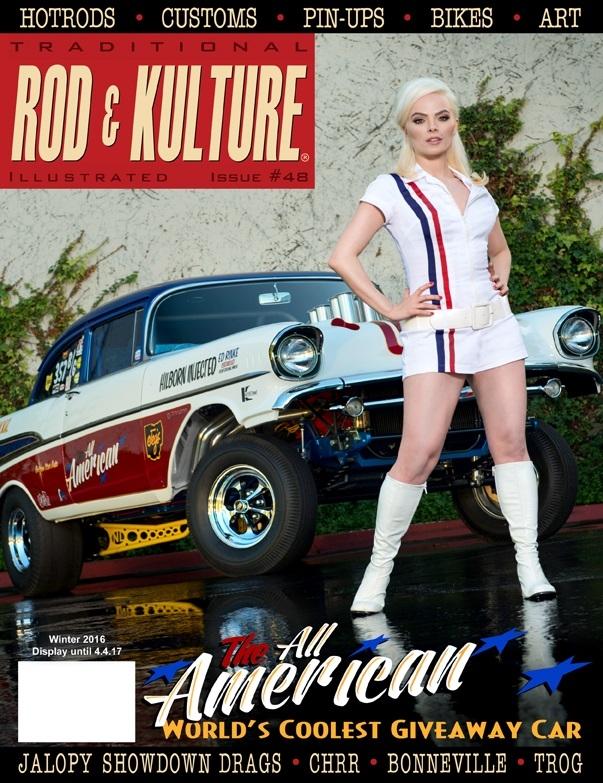 Rod Amp Kulture Issue 48