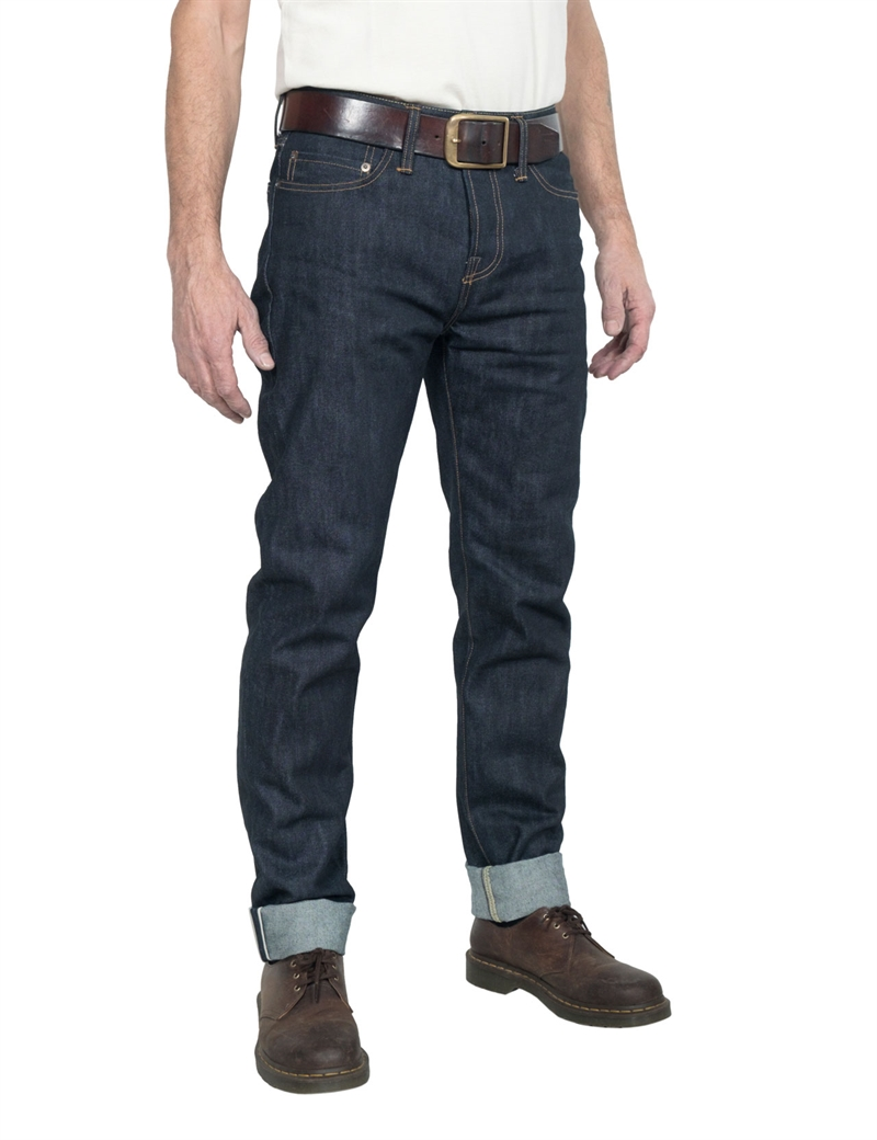 Tellason - Elgin Jeans Raw Selvage Denim - 16.5oz