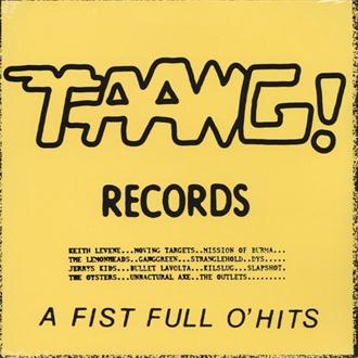 f1f8274c138b3 Various - Taang! Records  A Fist Full O  180  Hits (RSD2018